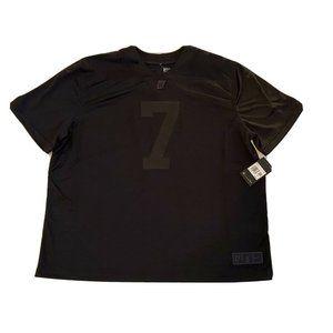 Nike Colin Kaepernick Icon 2.0 Jersey Black/Black